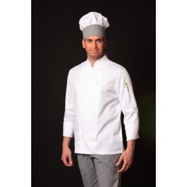 Giacca cuoco bianca manica lunga